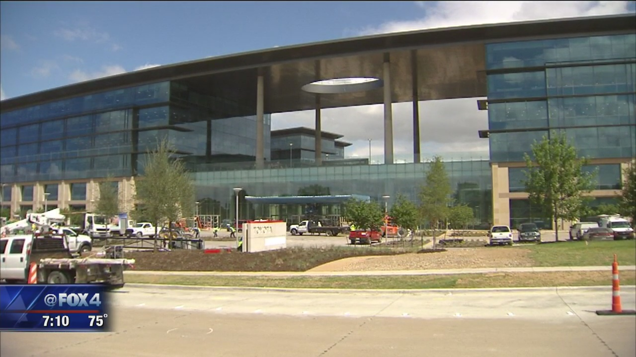 Toyota Of Plano >> New Toyota Headquarters Officially Opens In Plano Fox 4