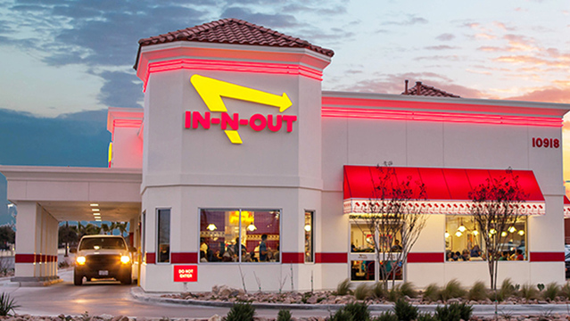 Study Ever Declares In N Out Texas