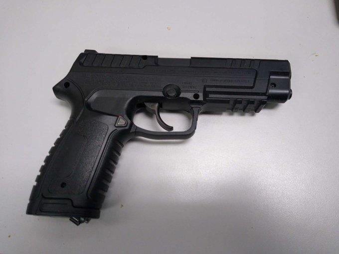 Realistic looking fake gun found in backpack of Arlington Lamar High School student
