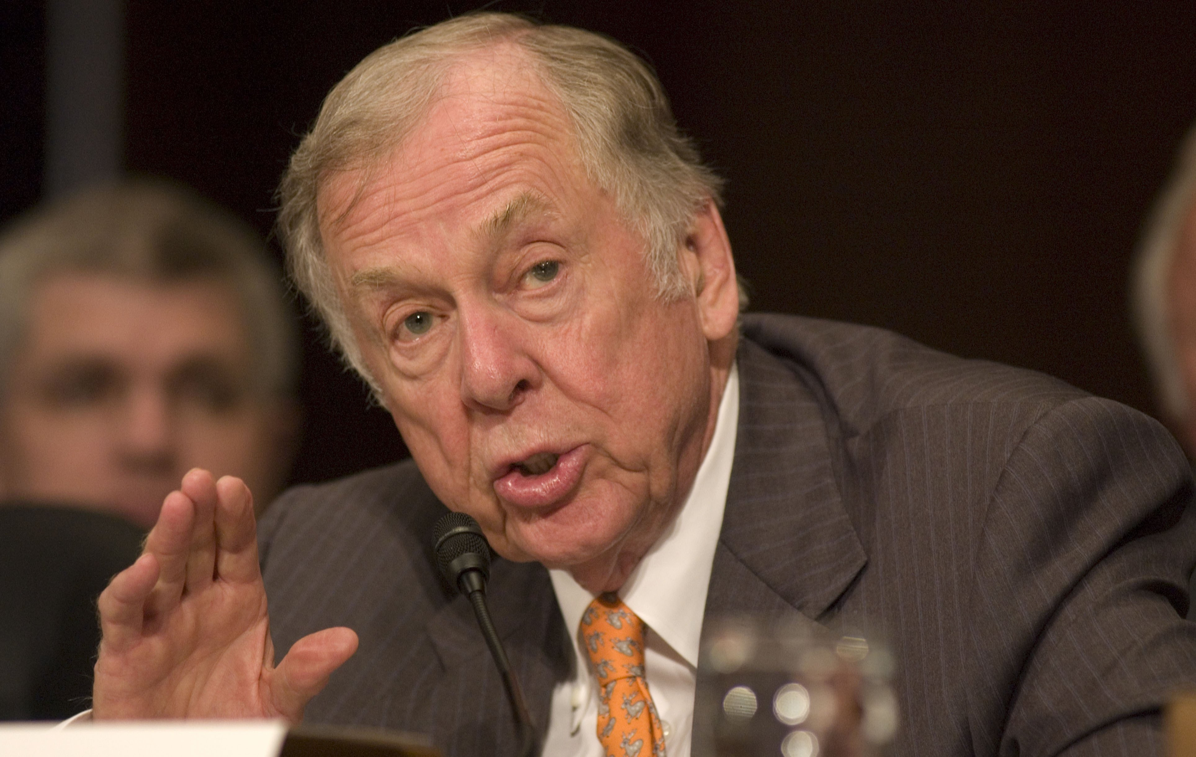 T. Boone Pickens shares business, life lessons in farewell letter