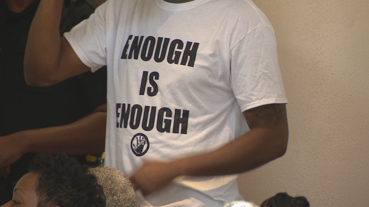 'Enough is Enough' conference held to stop the rise of crime, violence in Dallas