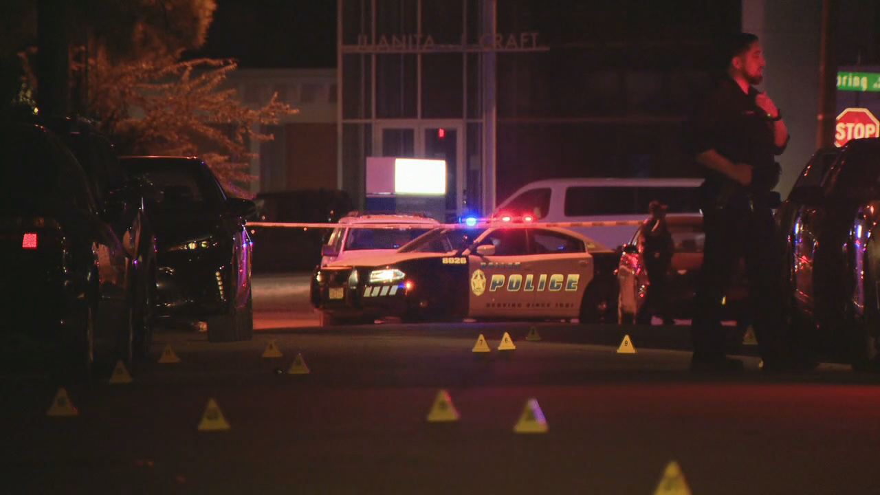 Man hit in the back during South Dallas drive-by shooting