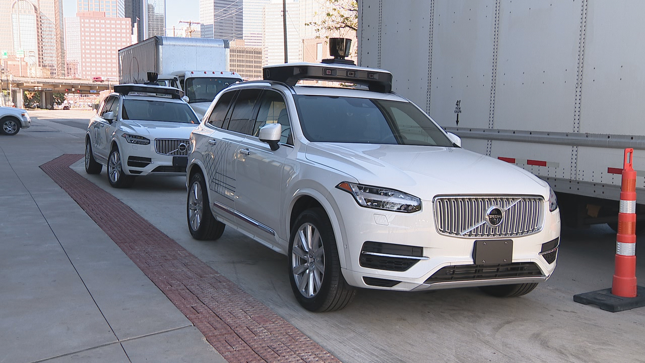 Uber holding public meetings ahead of self-driving car tests in Dallas