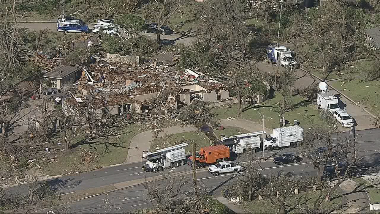 Presidential declaration may be denied for Dallas County after tornado outbreak